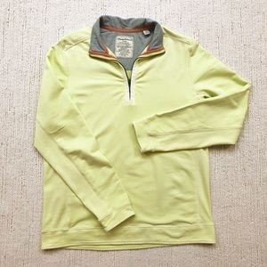 Tommy Bahama   1/4 Zip Pullover   Green   S